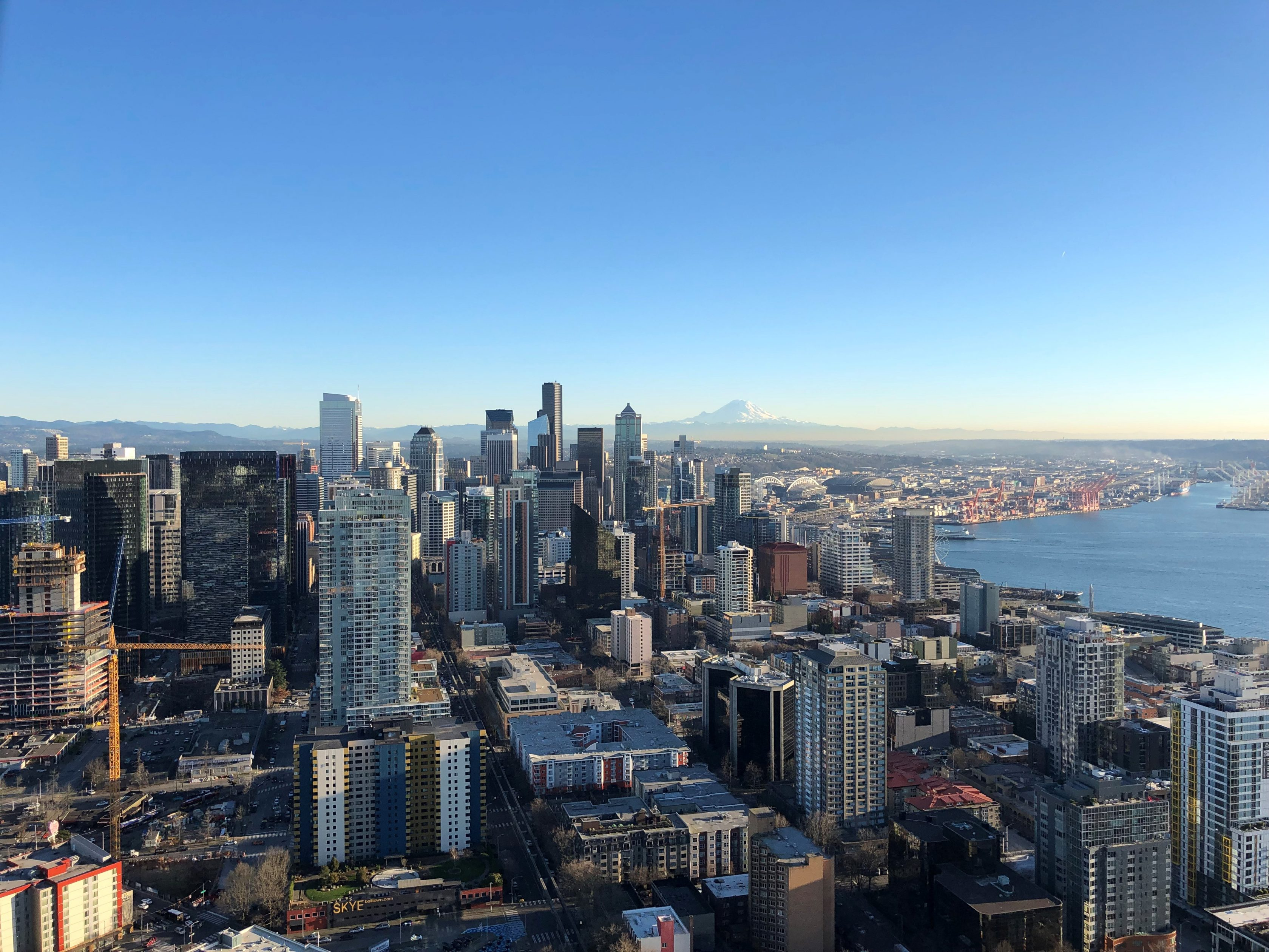 A Look Into The Future Of Downtown Seattle