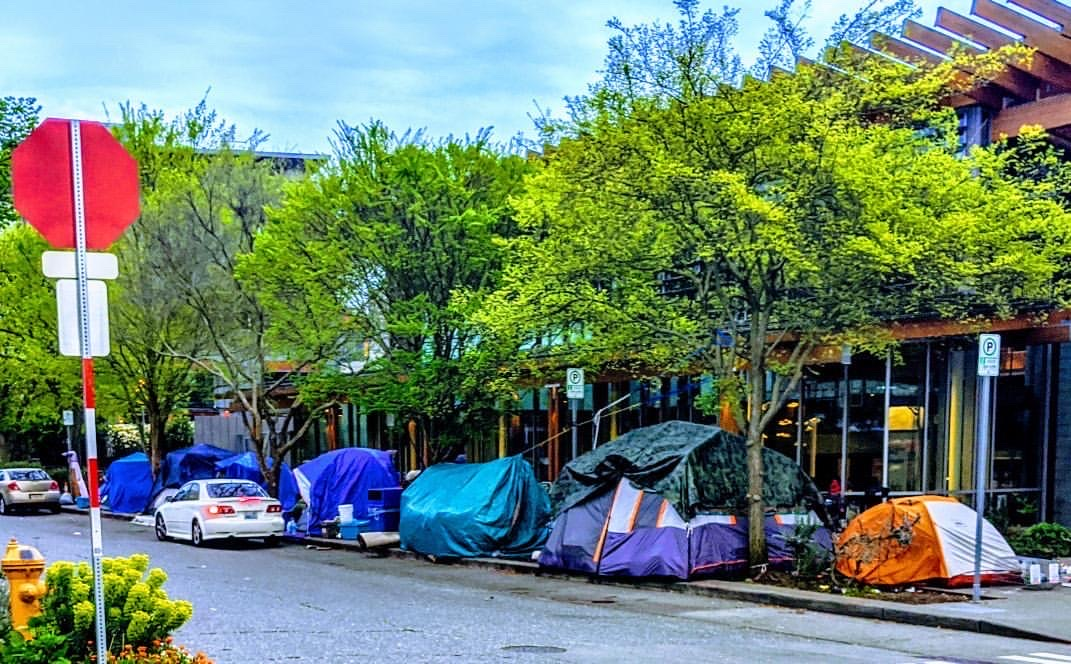 Encampments, conditions at Seattle parks draw scrutiny as pandemic drags on